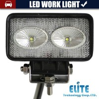 4.3 inch 20W led work light with EMC function 6000K