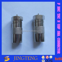 HOT SALE F MALE TO TV FEMALE CONNECTOR