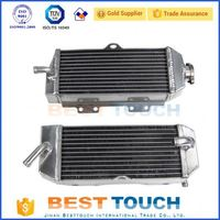 RVF400 NC30 NC35 VFR400 TOP/BOTTOM motorcycle water cooling radiator for HONDA