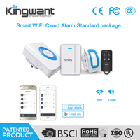 House Protection Alarm Devices 433mhz Wireless
