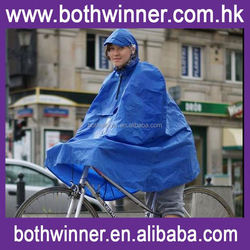 poncho raincoat ball ,H0T200 Waterproof PVC bicycle rain poncho , full length raincoat