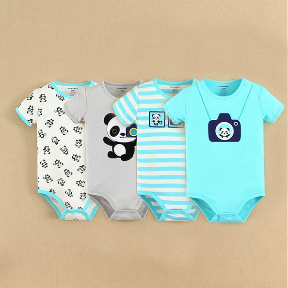mom and bab 2015 Design Reversible Jackets Penguim Cute Long Sleeve