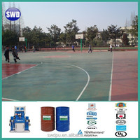 two component polyurea spray rigid coating paint factory
