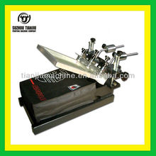 1 Color Desktop Micro registration screen printing press