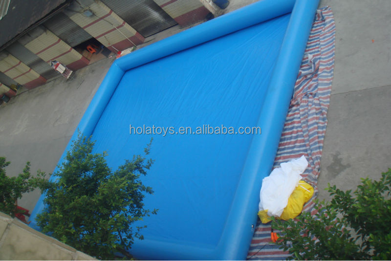 Hola giant inflatable pool/inflatable pools wholesale