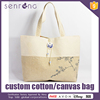 Fashion Cotton Bag Wholesale Heavy Duty Canvas Tote Bags