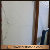 Building used floor sichuan white marble