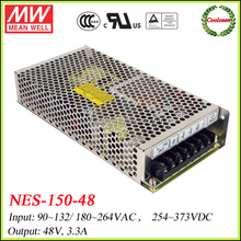 Meanwell NES-150-48 150w single output 48v switching power supply