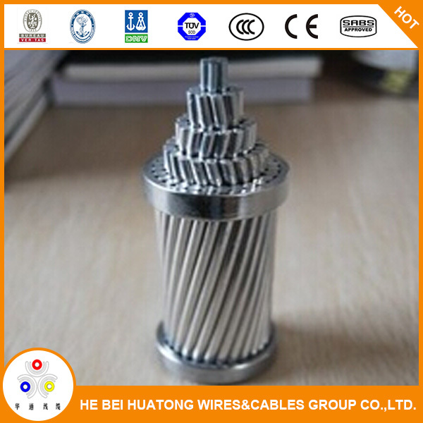 Overhead Line Conductor ACSR bare ACSR hawk conductors in China