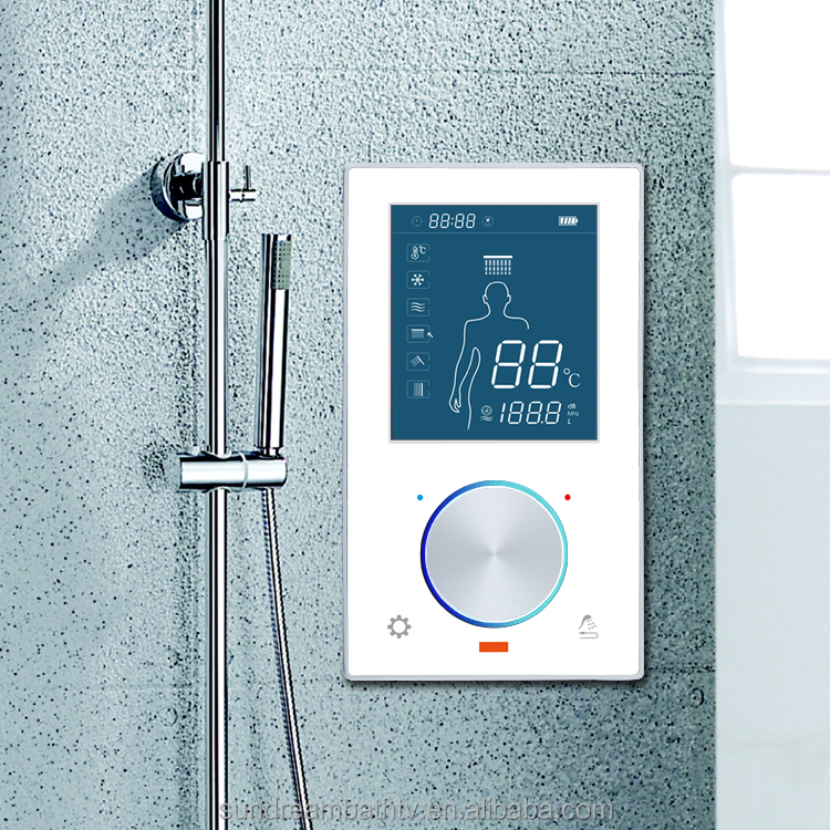 Thermostatic Bath Showers Cubicle Controller