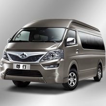 ChanAn brand new type mini bus 15seats gasoline engine Euro 4 company shuttle bus tourist bus
