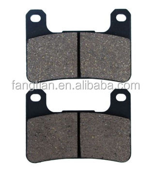 China Motorcycle Brake Pads Hi-Q Factory