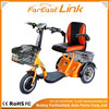 new and comfortble Electric Tricycle for old people
