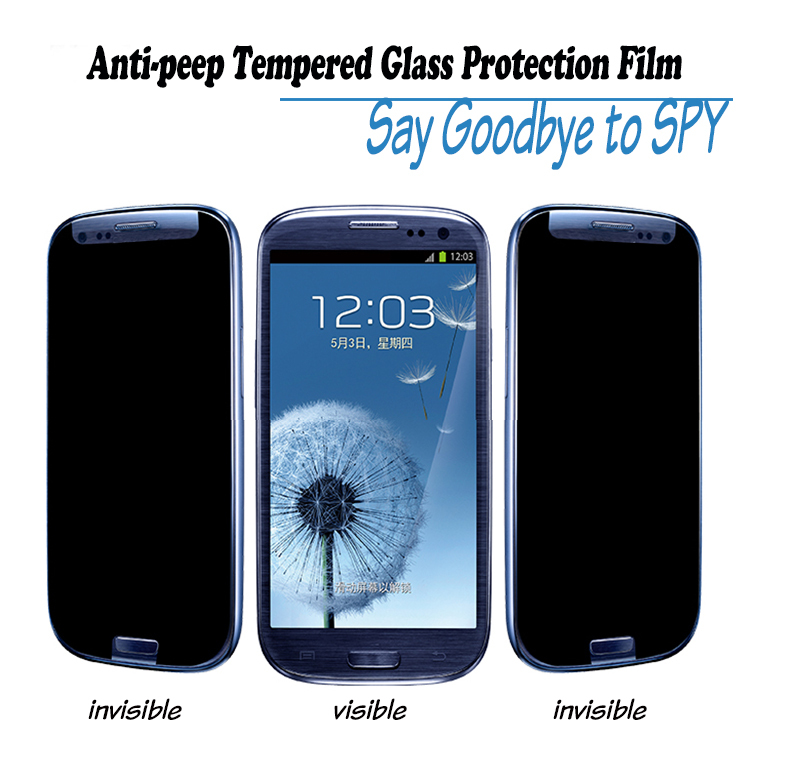 Tempered Glass Screen Protecor /film / Guard For Samsung Galaxy S4 Mini