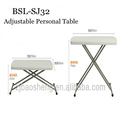 30 Inch Adjustable Personal Table For Study