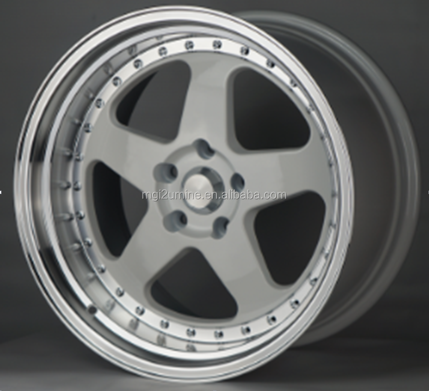 white Rotiform Alloy Wheel 18*8.5 for sale