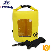 PVC Waterproof Dry Bag Sport Shoulder Bags Outdoor Waterproof Dry Sack