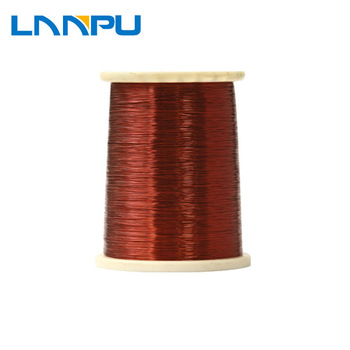 LP Factory Gauge Chart Enameled Copper Magnet Wire for Winding