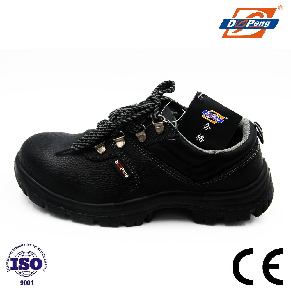 China cheap PU sole industrial safety footwear