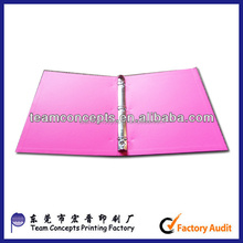 fashion handmade cardboard paper file folder