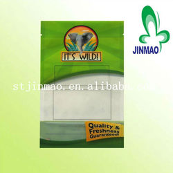 Reusable snack bags biscuit packaging material for sale