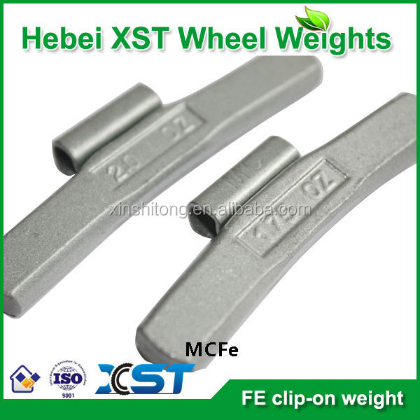 fe wheel balance weight for alloy rim
