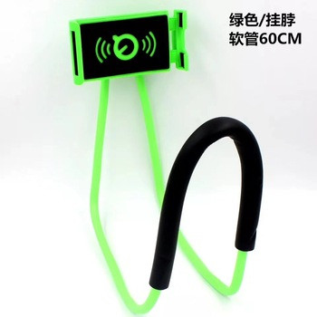 New products innovative product adjustable lazy neck cell phone stand holder for tablet Phone Holder Lazy Neck Stand