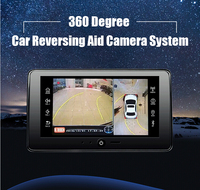 Waterproofed Car Security 360 degree car parking camera