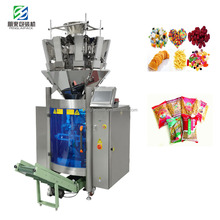 Automatic Snack Food Weighing Packing Machine Chips Packaging Machine