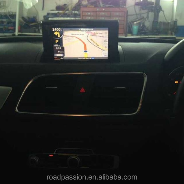 Car A4/Q5/A5 concert GPS Navigator with IGO8 wince map
