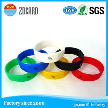 China factory good quality custom power balance silicone wristbands