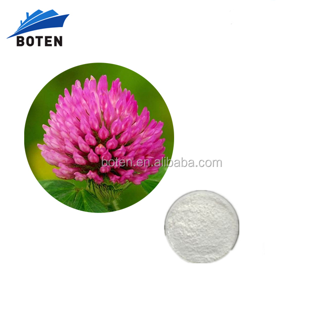 Custom logo Red Clover extract for sample manufacturer