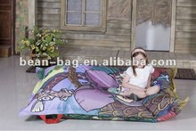 New Product Living Room Furniture Home Decorative Sofa Bed Digital Printed Pillow Sofa Bed Or Chair
