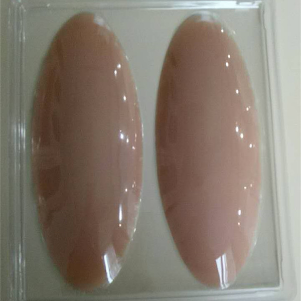 ONEFENG Silicone Leg Onlays Body Beauty Soft Pad Correction of Leg Type Conceal Weaknesses Silicone Legs Pad Wholesale