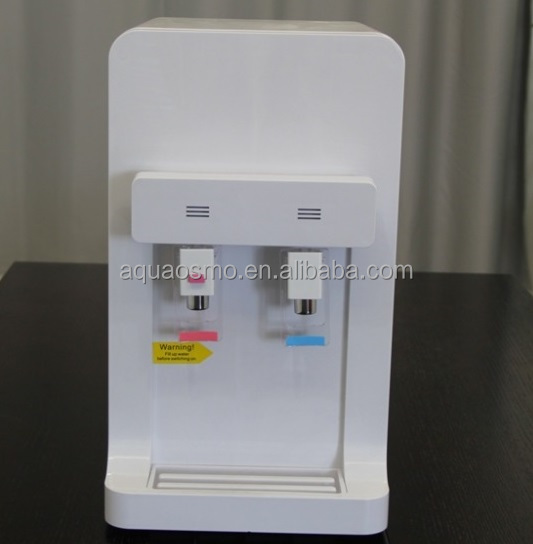 Counter Desk Top Water Dispenser Hot and Cold water With UV Sanitization