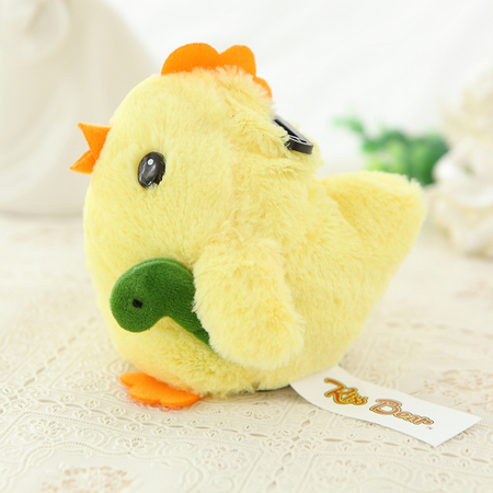 Plush Duck Animal Coin Bank Money Box Piggy Bank Toy