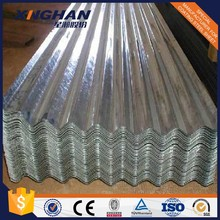 Well Design Galvanized Corrugated Metal Versatile Roofing Sheet For Shed