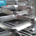 0.3mm-8.0m thick Aluminum Expanded Metal(Cheap Price and ISO9001Factory)