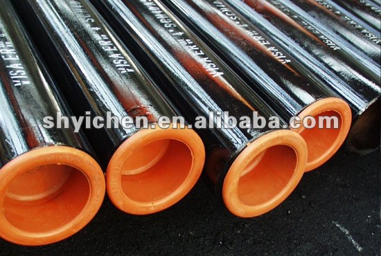 seamless pipe st 52