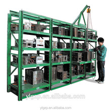 heavy duty pallet rack have reliable quality for factory