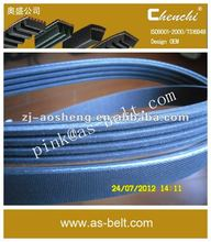 Rubber(4PK975)engine parts v belt/multi rib belt/poly-rib belt