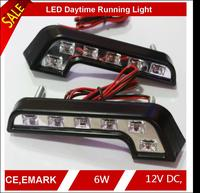 China manufacturer vw golf 5 led daytime running light