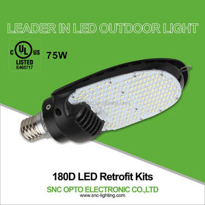SNC 75W LED 180 Degree Corn Light Bulb Retrofit Kit with UL cUL