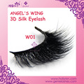 2016 Super Fluffy Natural Angel's Wing 3D Faux Mink Eyelash