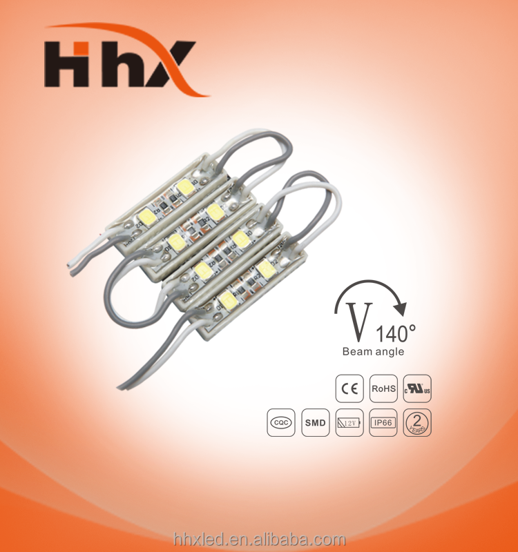 HHX SMD 3528 led display module with 2 leds