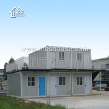 Cheap Steel frame Movable Prefab shipping Container House for sale