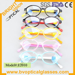 Bright Vision E2010 Baby eyewear bright color beautiful light glasses frames