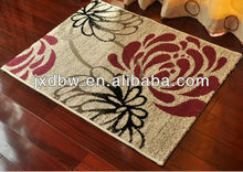 2013 Latest Anti-slip Bath Mat Rug With Latex Backing