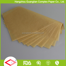 Silicone Coated Brown Baking Paper
