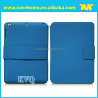 Folio Stand fold keyboard case for ipad air with soccer pattern,leather case for ipad air with keyboard